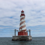 White Shoal Light, Lake Michigan