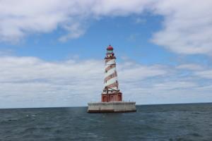 White Shoal Sheplers Lighthouse Cruise