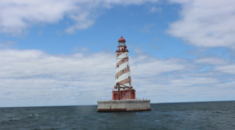 White Shoal Lighthouse Opening to the Public For First Time Ever