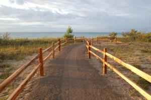 Wilderness State Park Beach Michigan