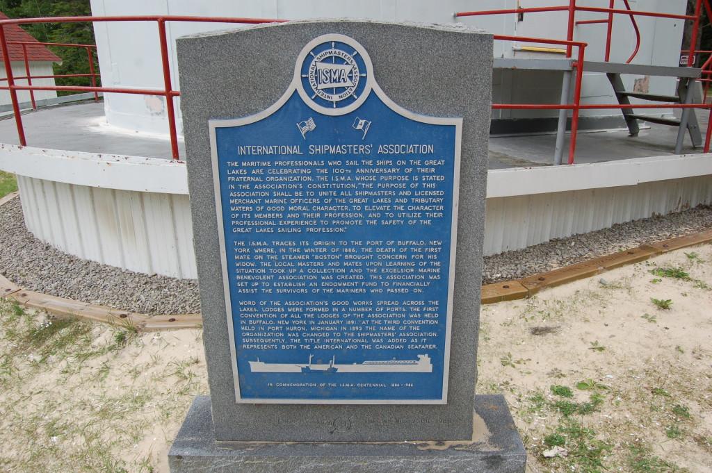 40 Mile Point International Shipmasters Association