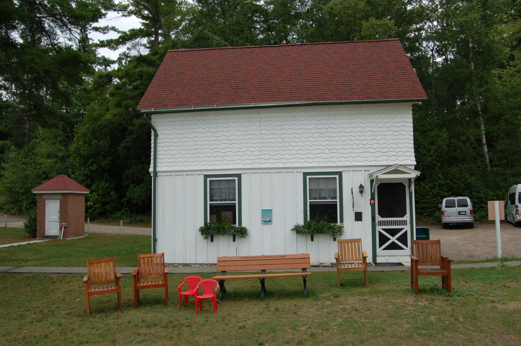40 Mile Point Lighthouse Gift Shop