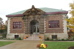 Belle Isle Aquarium Architecture Detroit MI