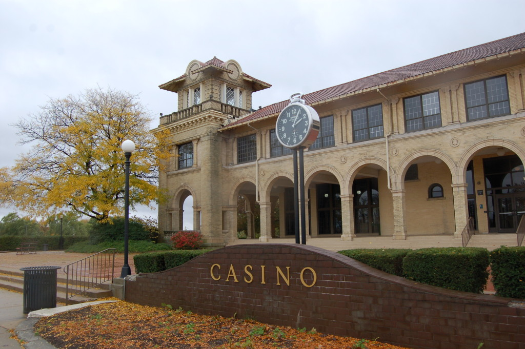 Belle Isle Casino Detroit Michigan