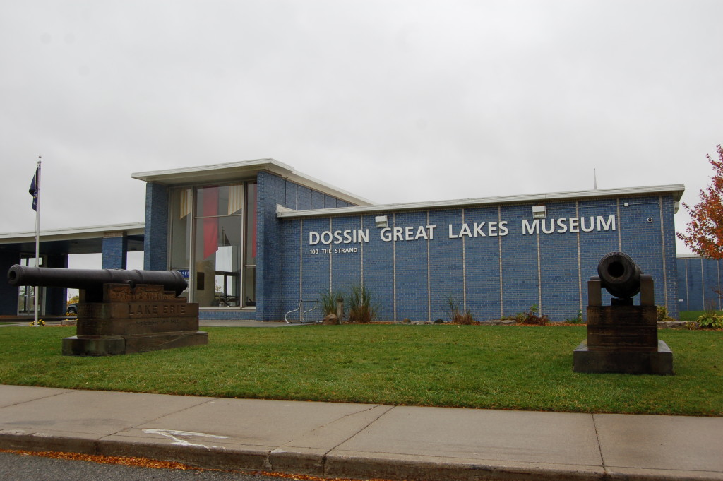 Belle Isle Dossin Great Lakes Museum