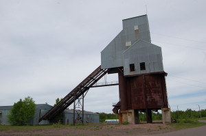 Centennial No 6 Shaft Michigan Keweenaw