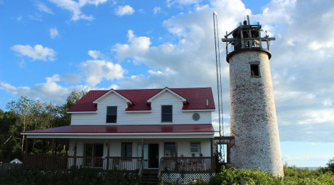 Charity Island Lighthouse Dinner Cruise, Lake Huron