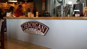 Cheboygan Brewing Company MI Bar