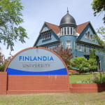 Michigan Roadside Attractions: Finlandia University, Hancock