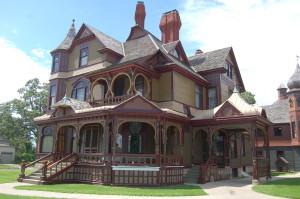 Hackley House Muskegon Michigan