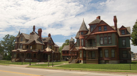 Michigan Roadside Attractions: Hackley and Hume Historic Site, Muskegon