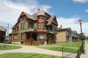 Hume House Muskegon Michigan