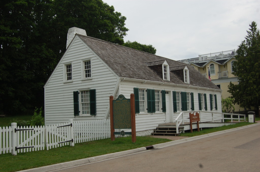 Mackinac Island Biddle House