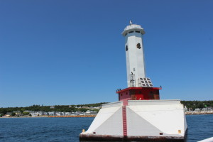 Mackinac Island Crib Light