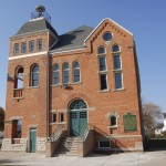 Michigan Roadside Attractions: Marine City Historic City Hall