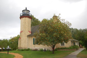 McGulpin Point Lighthouse Museum Emmet County