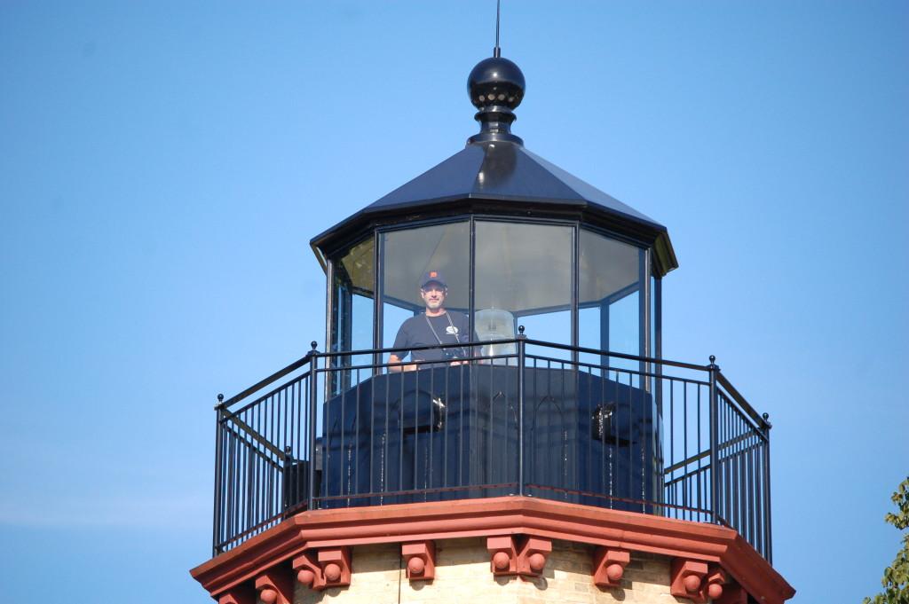 McGulpin Point Lighthouse Tower Michigan