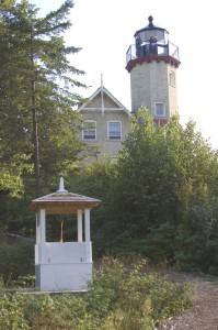 McGulpin Point Lighthouse Well Mackinaw City