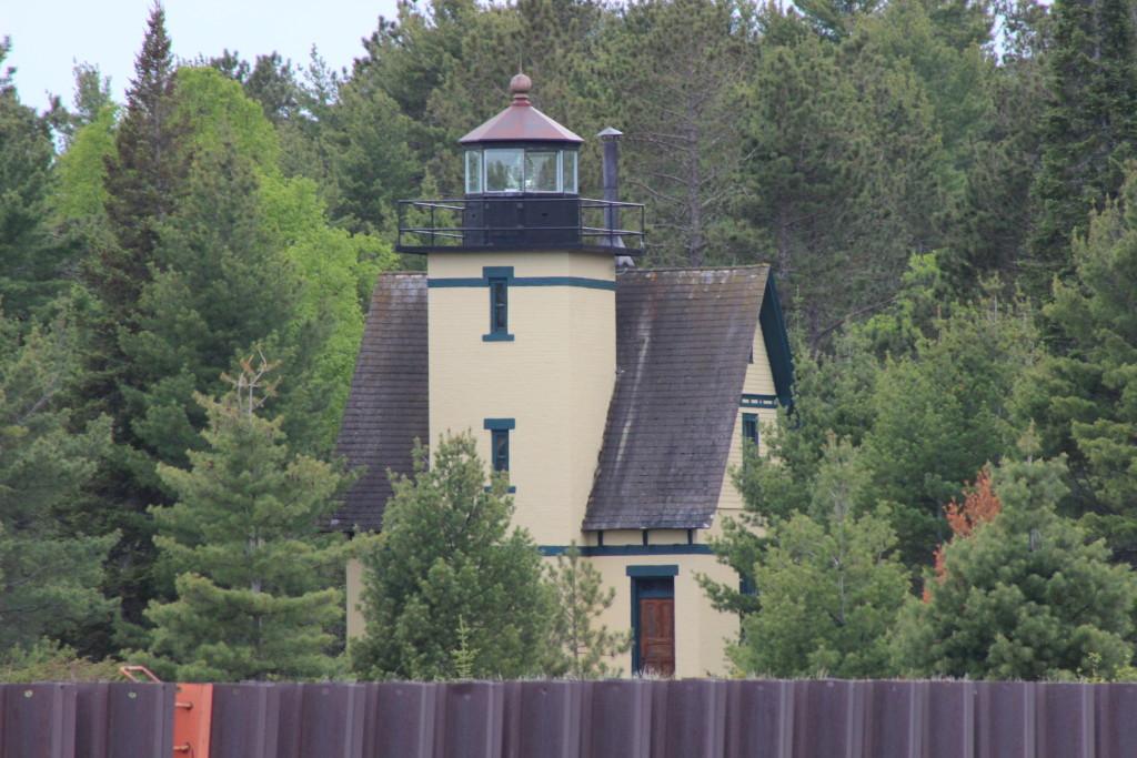 Mendota (Bete Grise) Lighthouse