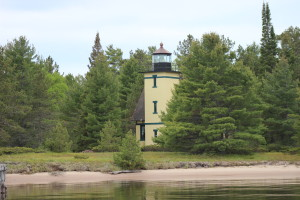 Mendota Lighthouse Bete Grise Feature Photo