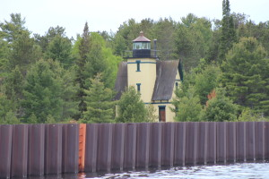 Mendota Lighthouse Bete Grise MI