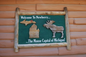 Newberry Moose Capital Welcome Center