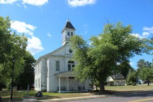 Omer Courthouse Masonic Hall Michigan