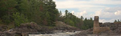 Pemene Falls, Menominee River