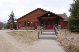Pigeon Creek Park Ski Lodge Holland