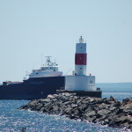 Presque Isle Harbor Breakwater Light (Marquette), Lake Superior