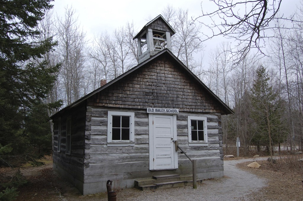 Sturgeon Point Bailey Schoolhouse