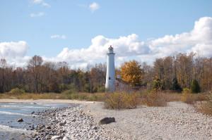Sturgeon Point Lighthouse Feature Photo