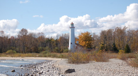 Photo Gallery Friday: Sturgeon Point Lighthouse Historic Site