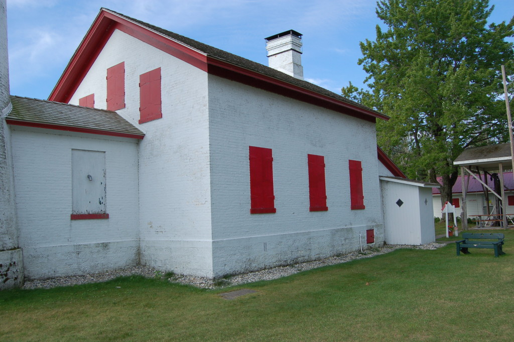 Sturgeon Point Lighthouse Keeper's Dwelling