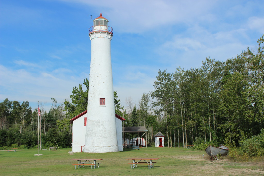 Sturgeon Point Lighthouse Tower
