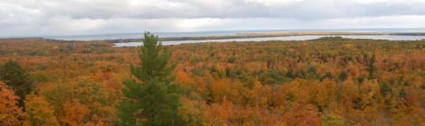 Michigan Trail Tuesday: Thomas Rock Scenic Overlook, Marquette County