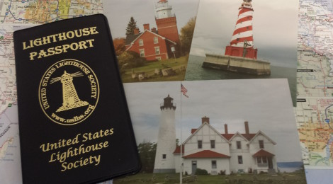 USLHS Lighthouse Passport Program - Michigan Stamp Locations