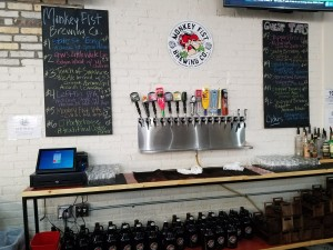 Monkey Fist Brewing Traverse City