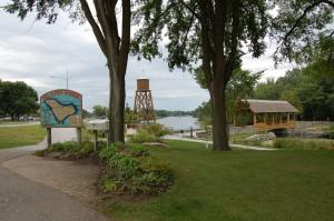 Alpena Bi-Path Island Park Michigan