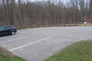 Lepard Nature Preserve Parking Lot Michigan