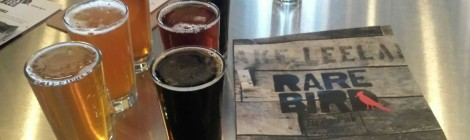 Rare Bird Brewpub, Traverse City