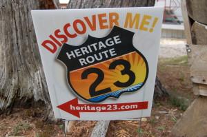 US 23 Heritage Route Michigan