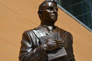 William Alden Smith Grand Rapids Community Legends Sculpture