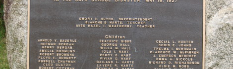 May 18, 1927: Remembering the Bath School Disaster 90 Years Later
