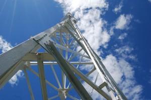 Copper Harbor Lighthouse New Light Tower