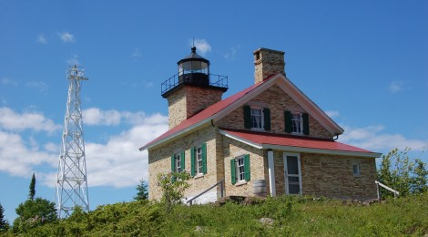 Photo Gallery Friday: Copper Harbor Lighthouse Kayak Trip