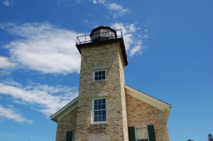 Copper Harbor Lighthouse Tower Keweenaw