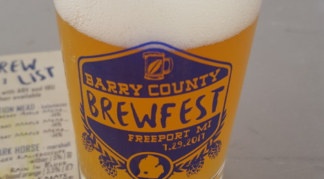 Barry County Brewfest a Must Attend for Michigan Beer Fans