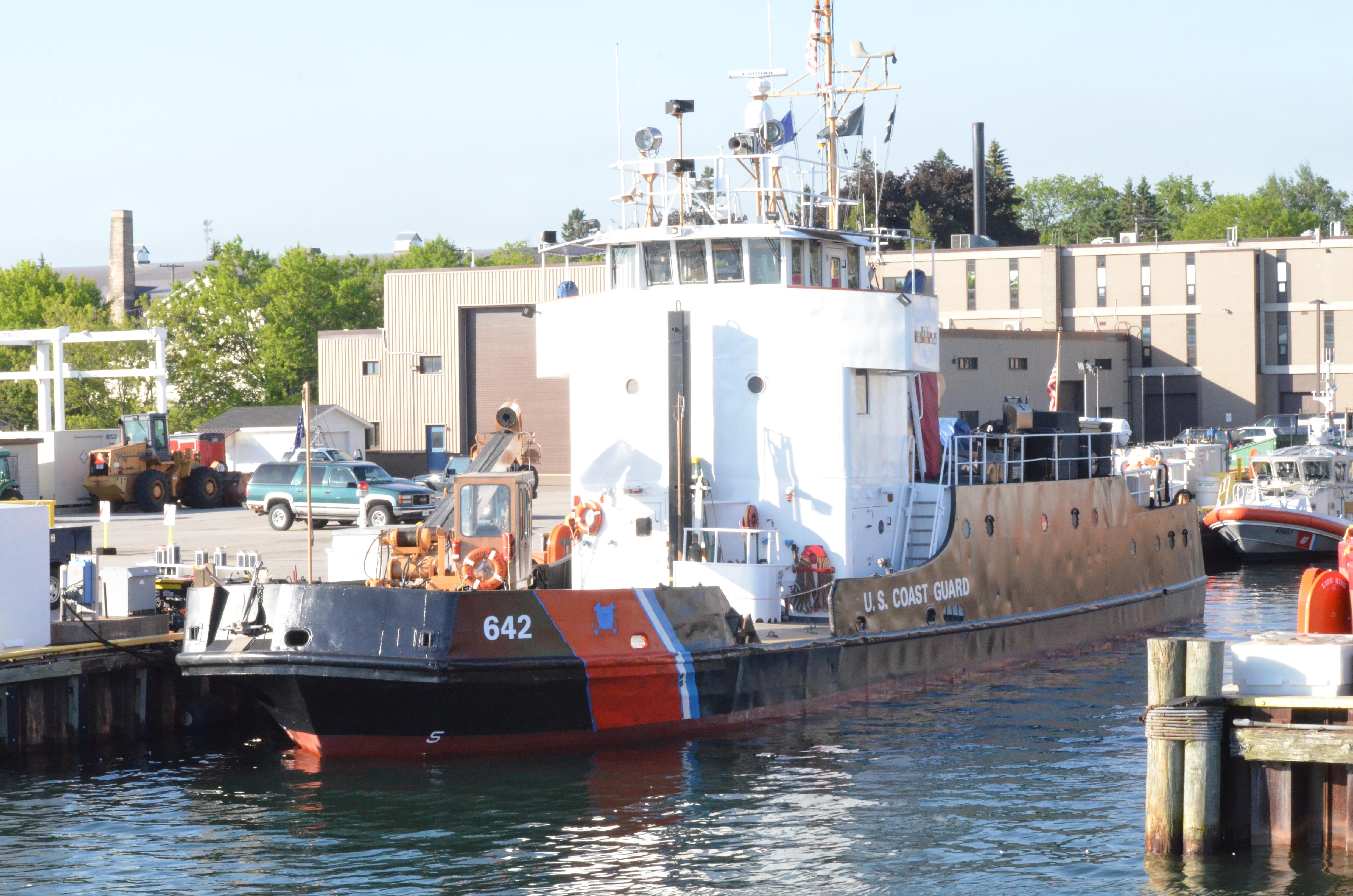 Soo Locks Boat Tours Dock