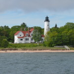 Photo Gallery Friday: Soo Locks Boat Tours Lighthouse Cruise